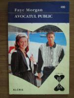 Anticariat: Faye Morgan - Avocatul public