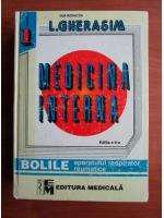 Anticariat: L. Gherasim - Medicina interna (volumul 1)