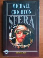 Anticariat: Michael Crichton - Sfera
