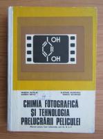 Anticariat: Agneta Batca - Chimia fotografica si tehnologica prelucrarii peliculei. Manual pentru licee industriale, anii III, IV si V (1971)