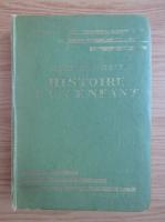 Anticariat: Alphonse Daudet - Histoire d'un enfant (1930)