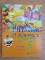 Anticariat: Anne-Marie Achard - Litterature et expression