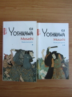 Anticariat: Eiji Yoshikawa - Musashi (2 volume, Top 10+)