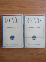 Anticariat: Eotvos Jozsef - Notarul satului (2 volume)