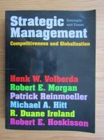 Anticariat: Henk Volberda - Strategic management