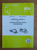 Anticariat: Ion Seteanu - Numerical models in hydraulics and power engineering