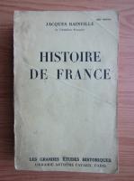 Anticariat: Jacques Bainville - Histoire de France (1942)