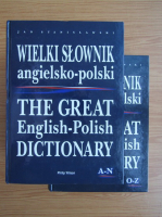 Anticariat: Jan Stanislawski - The great english-polish dictionary (2 volume)