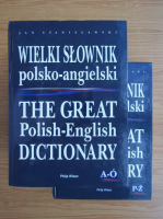 Anticariat: Jan Stanislawski - The great polish-english dictionary (2 volume)