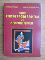 Anticariat: Mircea Mateescu - Ghid pentru proba practica de medicina familiei