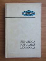 Anticariat: Nicolae Ionescu - Republica Populara Mongolia
