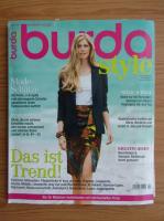 Anticariat: Revista Burda, nr. 8, 2014
