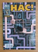 Anticariat: Revista Hac!, nr. 26, octombrie 2016