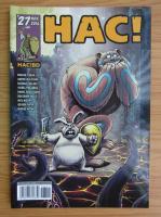 Anticariat: Revista Hac!, nr. 27, noiembrie 2016