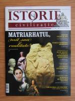 Anticariat: Revista Istorie si civilizatie, anul I, nr. 1, octombrie 2009
