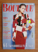 Revista La mia Boutique, nr. 2, 1998