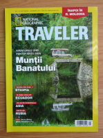 Anticariat: Revista National Geographic Traveler, volumul 38, septembrie-noiembrie 2018
