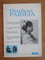 Anticariat: Revista Paideia, nr. 1, 1995