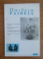 Anticariat: Revista Paideia, nr. 1, 1996