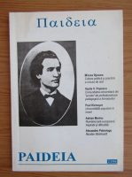 Anticariat: Revista Paideia, nr. 2, 1996
