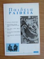 Anticariat: Revista Paideia, nr. 4, 1995