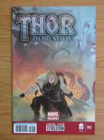 Anticariat: Revista Thor. Zeul tunetului nr. 2, august 2015
