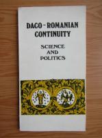 Anticariat: Stelian Brezeanu - Daco-romanian continuity