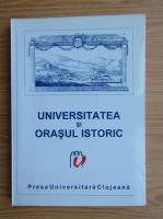 Anticariat: Universitatea si orasul istoric
