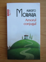 Anticariat: Alberto Moravia - Amorul conjugal (Top 10+)
