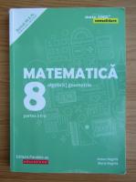 Anton Negrila - Matematica. Algebra, geometrie. Clasa a VIII-a, partea a 2-a (2018)