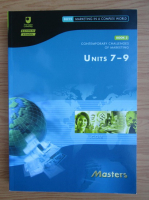 Anticariat: Contemporary challenges of marketing. Units 7-9