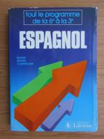 Anticariat: Espagnol