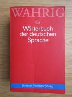 Anticariat: Gerhard Wahrig - Worterbuch der deutschen Sprache