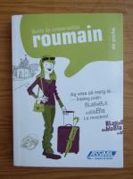 Anticariat: Guide de conversation roumain