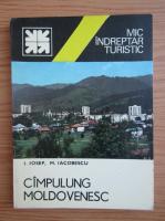 Anticariat: I. Iosep, M. E. Iacobescu - Campulung Moldovenesc. Mic indreptar turistic