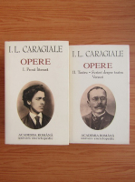 Ion Luca Caragiale - Opere (2 volume)