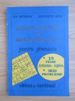 Ion Patrascu - Complemente de matematica pentru gimnaziu