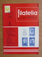Anticariat: Revista Filatelia, nr. 8 (160), anul XVIII, august 1969