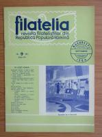 Anticariat: Revista Filatelia, nr. 9 (81), anul XIII, septembrie 1964