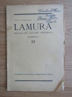 Anticariat: Revista Lamura, anul V, nr. 13, octombrie 1924