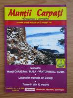 Anticariat: Revista Muntii Carpati, anul III, nr. 12, 1999