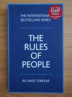 Richard Templar - The rules of people
