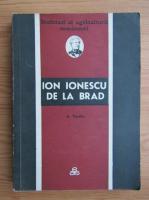 Anticariat: A. Vasiliu - Ion Ionescu de la Brad