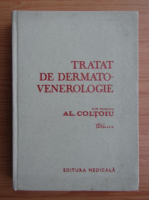 Anticariat: Alexandru Coltoiu - Tratat de dermato-venerologie (volumul 1, partea a 2-a)