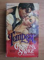 Anticariat: Christina Savage - Tempest