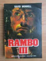 David Morrell - Rambo (volumul 3)