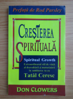 Anticariat: Don Clowers - Cresterea spirituala