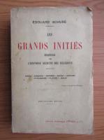 Edouard Schure - Les grands inities (1929)
