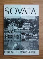 Florian Urseanu - Sovata. Petit guide touristique