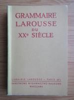 Grammaire Larousse du XXe siecle (1936)